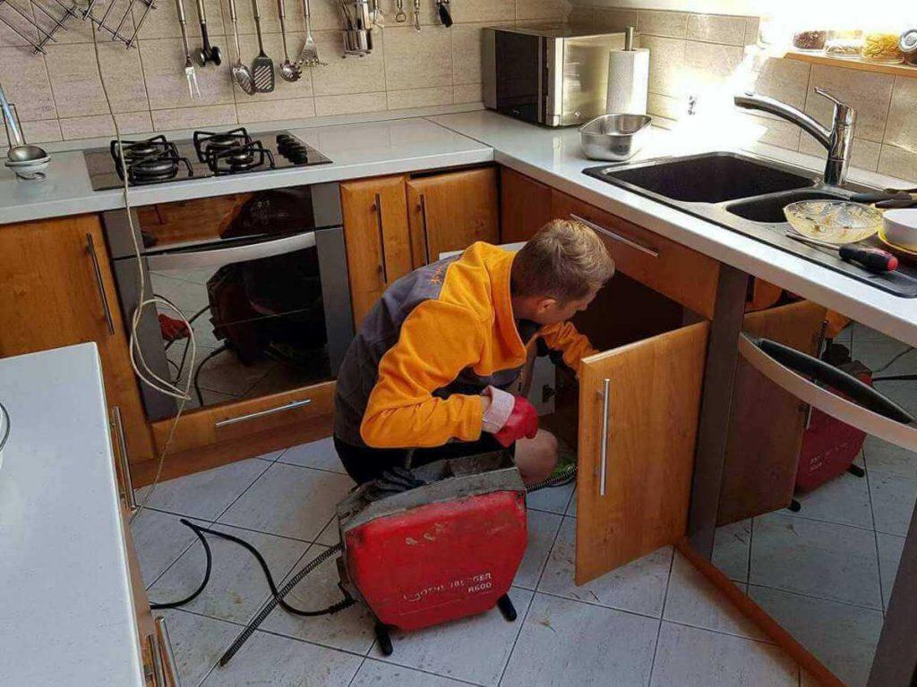 Elektromechanické čistenie a krtkovanie odpadov za dobré ceny